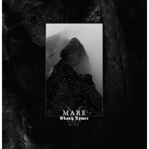 Mare - Ebony tower  (Digi cd)