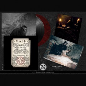 Mare - Spheres like death / Throne of the thirteenth witch LP (Red/smoke)