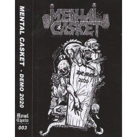 Mental casket - Demo 2020  Cass