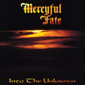 Mercyful fate - Into the unknown LP