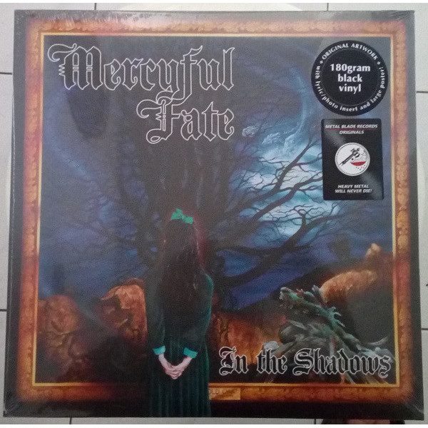 Mercyful fate - In the Shadows LP