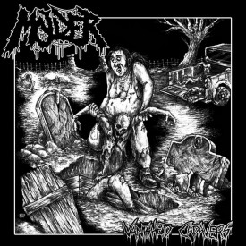 Molder - Vanished cadavers LP