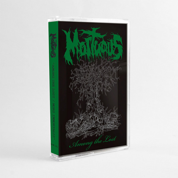 Mortuous - Among the lost / Mors immortalis  Cass
