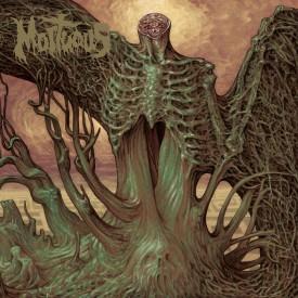 Mortuous - Through wilderness LP (US version - Purple)