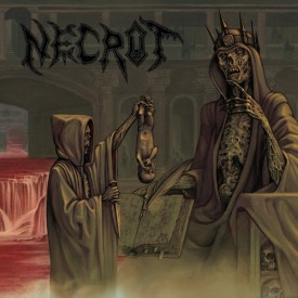 Necrot - Blood offerings LP (Green)