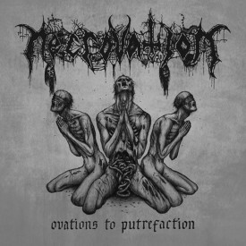 Necrovation - Ovations to putrefaction MLP