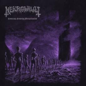 """Nekrovault - """"Totenzug"""" Festering Peregrination LP  (Purple)"""