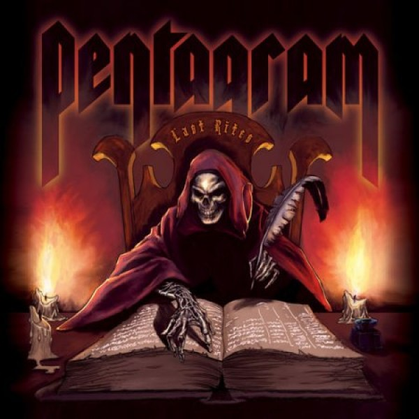 Pentagram - last rites LP