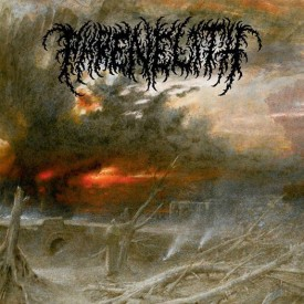 Phrenelith - Desolate endscape LP
