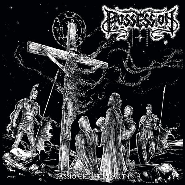 Possession / Spite - split LP