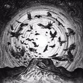 Sinmara / Misþyrming - Split LP (Smoke)