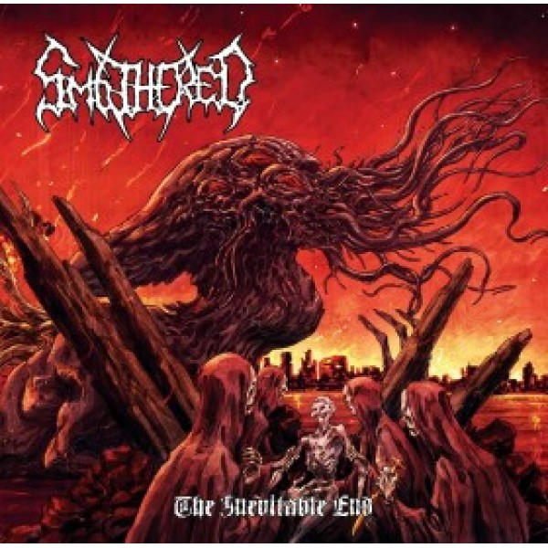 Smothered - the inevitable end CD