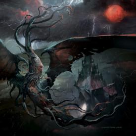 Sulphur aeon - the scythe of cosmic chaos 2LP  (Dark green)