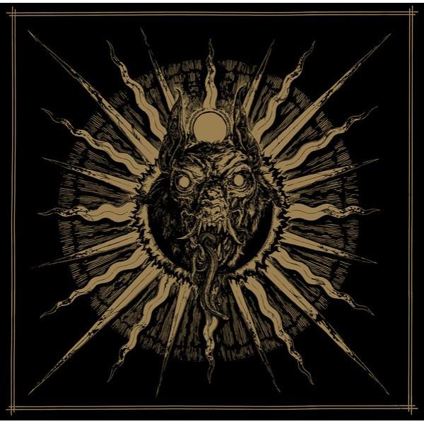 Svartidaudi - Revelations of the red sword LP (amber)