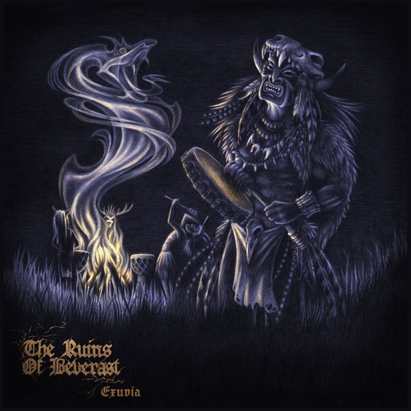 The ruins of beverast - Exuvia CD