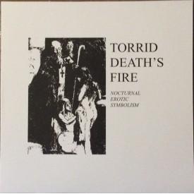 Torrid death's fire - Nocturnal erotic symbolism LP