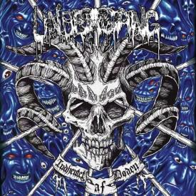 Undergang - indhente af døden Lp  (blue vinyl)