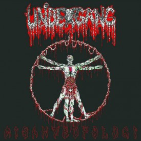 Undergang - Misantropologi LP (Clear)