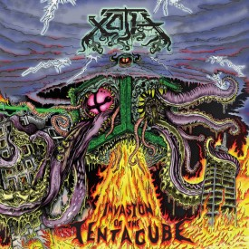 Xoth - Invasion of the tentacube CD