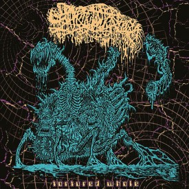 Sanguisugabogg ‎– Tortured whole  CD+patch