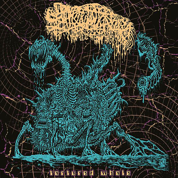 Sanguisugabogg – Tortured whole  CD+patch