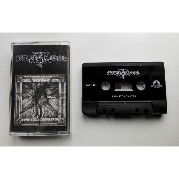 Lucifericon - Brimstone altar  Cass