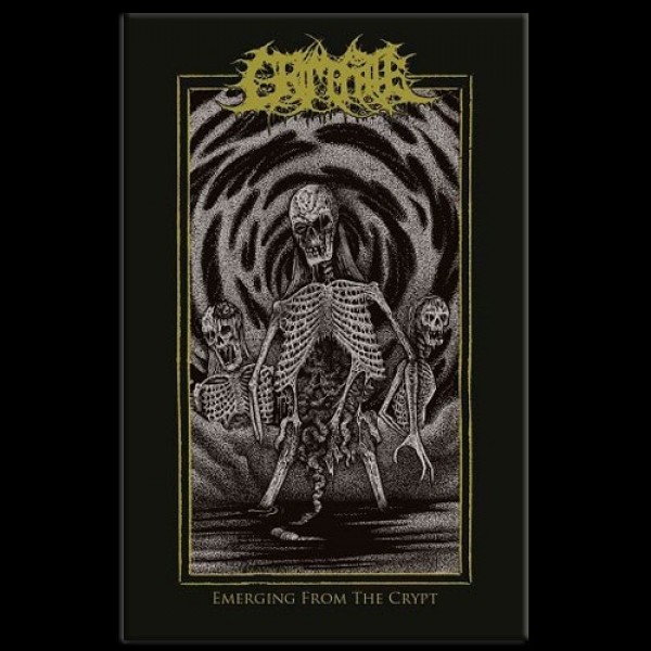 Grim fate - Emerging from the crypt  MCD