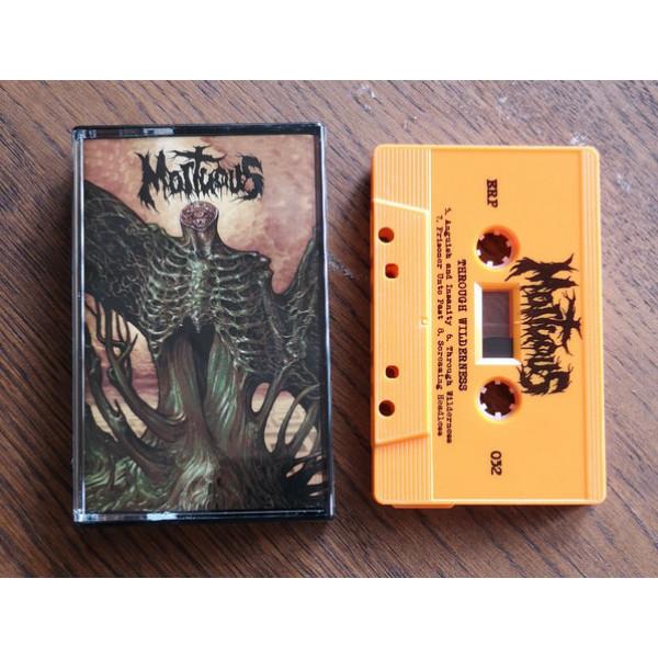 Mortuous - Through wilderness Cass (EU version)
