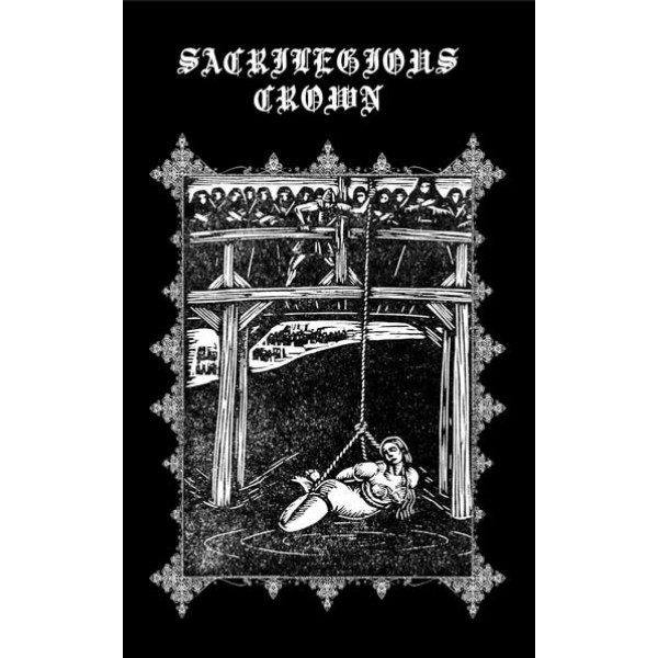 Sacrilegious Crown - Flagellated Temple Cass