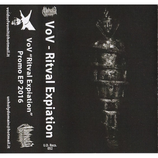 Voids of vomit - Ritual expiation (MC)