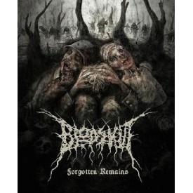 Blodskut - Forgotten remains  (MC)