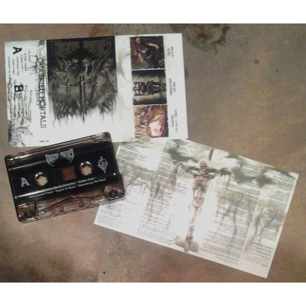 Crucified mortals - same tape