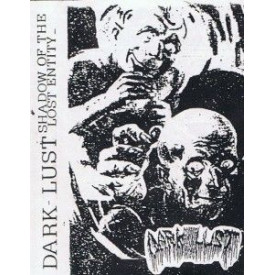 Dark lust - shadow of the lost entity  demo tape