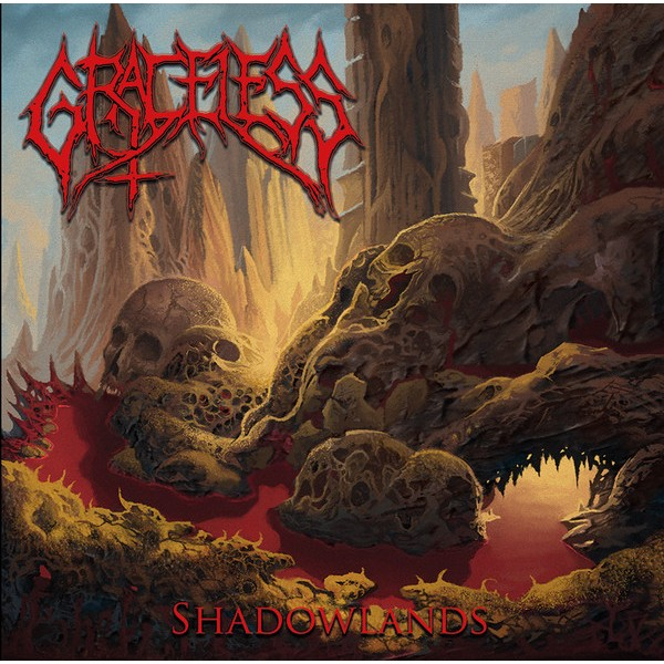 Graceless - Shadowlands CD