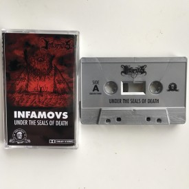 Infamovs - Under the seals of death CASS
