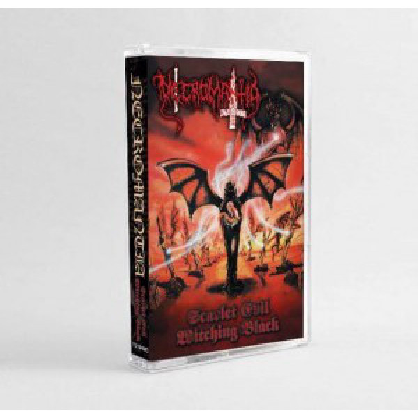 Necromantia – Scarlet evil witching black Cass