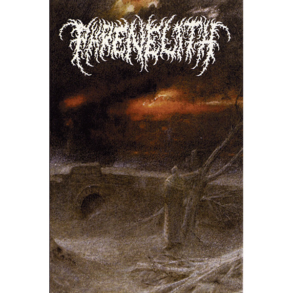Phrenelith - Desolate endscape   Cass
