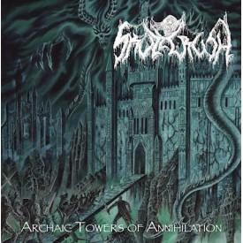 Skullcrush - Archaic towers of annihilation CD