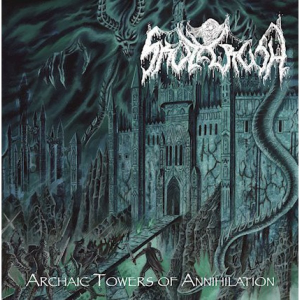 Skullcrush - Archaic towers of annihilation CD