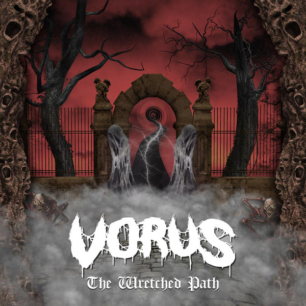 Vorus - The wretched path  (MC)