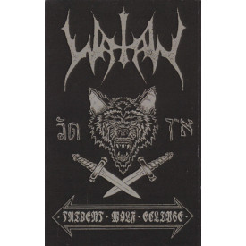 Watain - Trident wolf eclipse  Cass