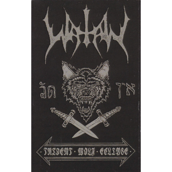 Watain - Trident wolf eclipse  Cass