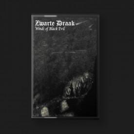 Zwarte draak - Winds of black evil  Cass