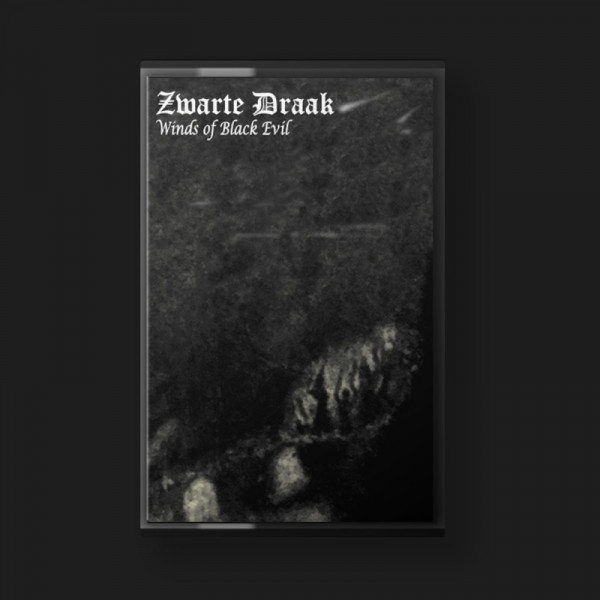 Zwarte draak - Winds of black evil  Cass