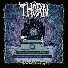 Thorn - Crawling worship CD