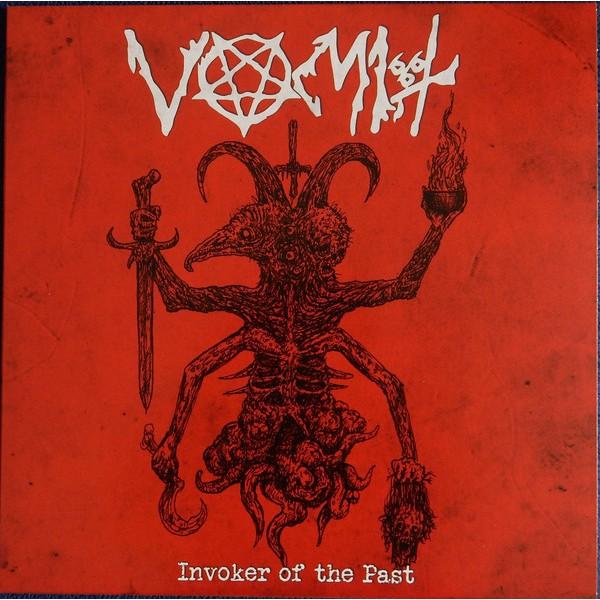 Vomit - Invoker of the past LP