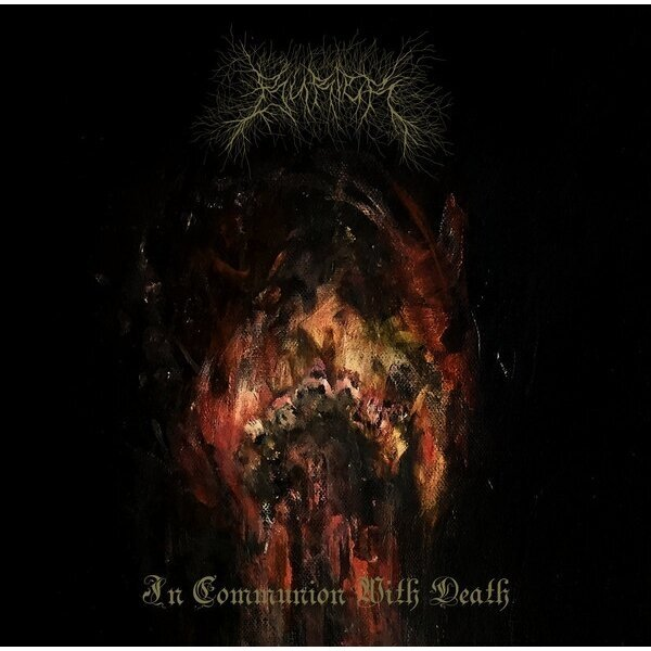 Burier - In communion with death CD