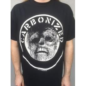 Carbonized records - logo shirt Large