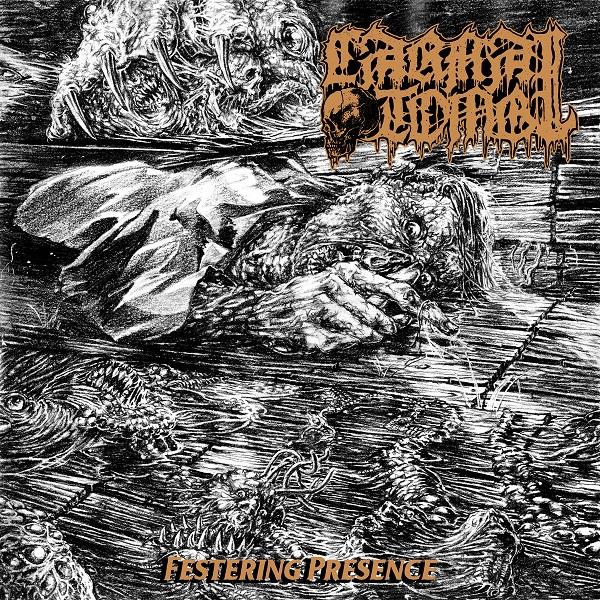"Carnal Tomb – Festering Presence 7"""