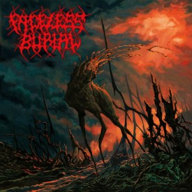 Faceless burial - Grotesque miscreation  CD